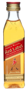 Johnnie Walker Scotch Red Label 50ml
